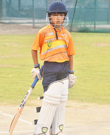 Dronacharya Cricket Academy Approach