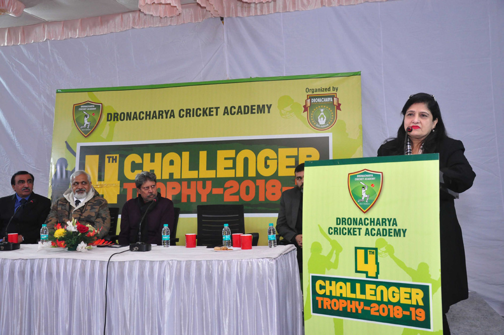 4th Challengers Trophy 2019