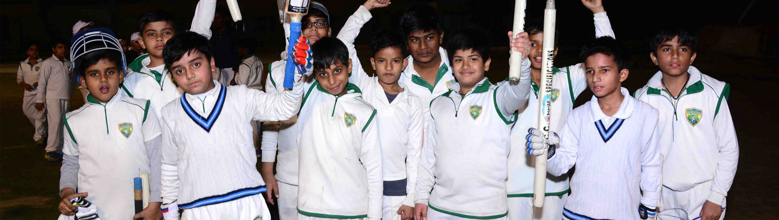 Dronacharya Cricket Academy