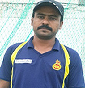 Dronacharya Cricket Academy Coaches